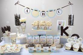 baby shower themes alphabet blocks baby shower ideas my practical baby shower guide