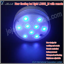 9 multi color led decor lights battery powered for