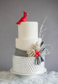 winter wedding cakes winter wedding cakes black