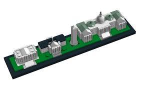 lego ideas washington d c architecture