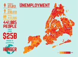 New York Boroughs Map by 16 Maps That U0027ll Change How You See New York City Huffpost