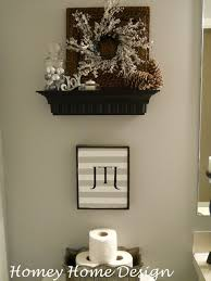 Christmas Bathroom Decor Images by 64 Best Christmas Bathroom Decor Images On Pinterest Christmas