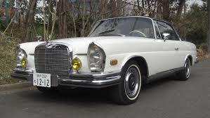 mercedes w108 coupe 1971 mercedes 280se 3 5 coupé