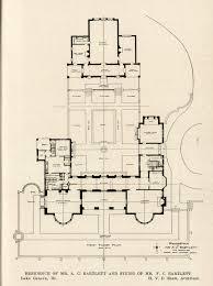 Post Carlyle Square Floor Plans Floor Plan For The Bartlett Residence Lake Geneva Archi Maps