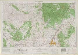 Map Of Nm Albuquerque Topographic Maps Nm Usgs Topo Quad 35106a1 At 1