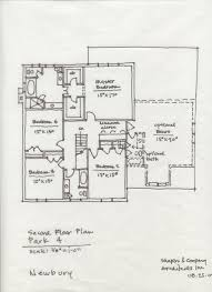 Second Empire Floor Plans House Designs Newbury
