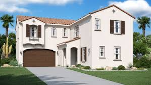 santa barbara style homes eastmark inspirian park new homes in mesa az 85212