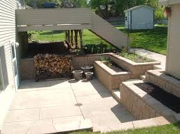 Patio Retaining Wall Pictures Retaining Walls Des Moines Iowa Capital Landscaping