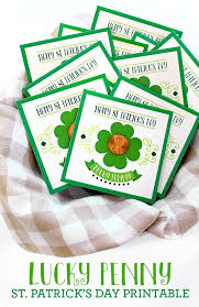 s day cards for classmates printable lucky st s day cards saints cards and