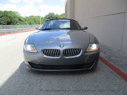 2008 used bmw z4 roadster 3 0si at terry davison auto imports