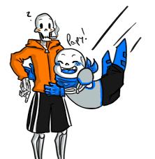 tickling blueberry sans by angelsloveu underswap hug by fumyahero on deviantart