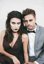 vampire halloween hello fashion