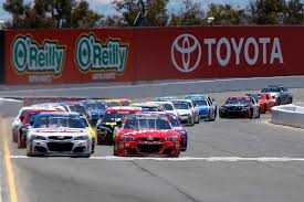 toyota california kyle busch won the toyota save mart 350 at sonoma raceway in