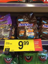 halloween candy deals kroger halloween candy prices before sale kroger couponing