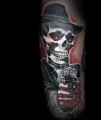 77 terrific gun tattoos designs and ideas collections golfian com