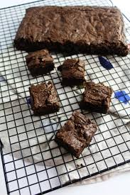 nutella brownies the chocoholic baker