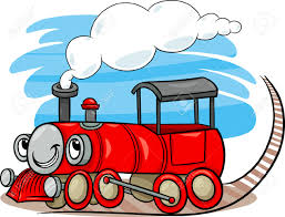railway station clipart rail engine pencil and in color railway