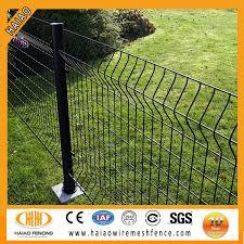 cloture de jardin pas cher panneau grillagé soudé clôture rigide du jardin grillage