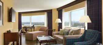the living room east hton hilton meadowlands east rutherford hotel by metlife stadium