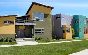 Narrow Lot Modern House Plans Modern House Interior Design House Decor Picture