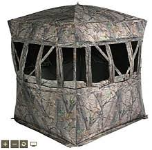 Bow Hunting From Ground Blind Ground Blinds For Bow Hunting In Search Of Whitetails