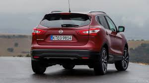 nissan suv back 2014 nissan qashqai red rear hd wallpaper 159