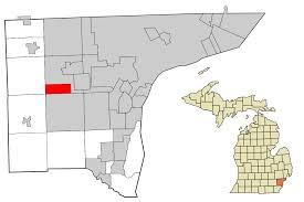 Wayne State Campus Map by Wayne Michigan Wikipedia