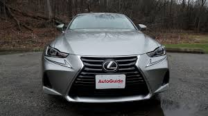 lexus sedan reviews 2017 2017 lexus is 300 awd review autoguide com news