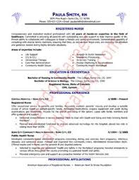 resumes for nurses template experienced nursing resume pinteres