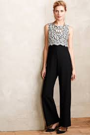 dressy jumpsuits for petites lyst franco filigree flora jumpsuit in black
