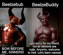 Demon Memes - welcome to hell imgflip