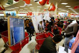 target offering 30 discount on target reports strong start to black friday in stores and record