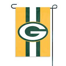 Mini Garden Flags Amazon Com Party Animal Green Bay Packers Garden Flag Sports