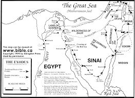 Biblical Map Of The Middle East by Bill U0027s Bible Basics Map Resources