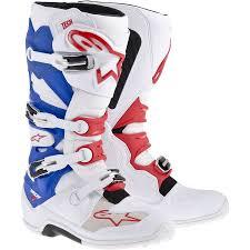 white motocross boots 2014 new tech 7 motocross boots white red blue 2014 alpinestars