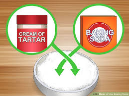 Baking Soda Upholstery Cleaner 4 Ways To Use Baking Soda Wikihow