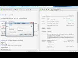 latex video tutorials latex video tutorial how to create a best application letter editor service ca sle resume of a sales