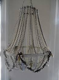 mardi gras bead chandelier stella chandelier similar to the serena and glass bead