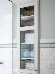 bathroom built in storage ideas 29 best in wall storage ideas to save your space shelterness