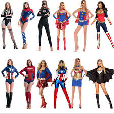 Superhero Halloween Costumes Women Buy Wholesale Superhero Costumes Women China