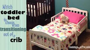 Crib And Toddler Bed 4 Best Budget Toddler Beds With Rails 2018