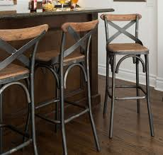 Retro Bar Table American Retro Iron Wood Chair Retro Cafe Bar Chair Bar Table And