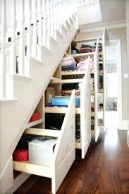 closets under stairs storage ideas ikea under stairs coat closet
