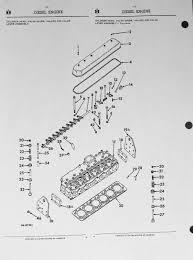 international ih td20b td 20 series b crawler tractor parts manual