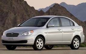 hyundai accent milage used 2007 hyundai accent mpg gas mileage data edmunds
