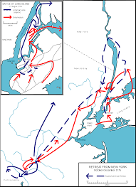 Map Of Washington Coast by New York And New Jersey Campaign Wikipedia