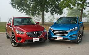 mazda germany 2016 mazda cx 5 vs 2016 hyundai tucson autoguide com news