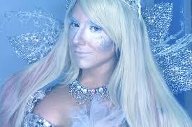 ice queen snow queen halloween tutorial youtube
