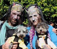 new york city halloween 2014 dogs win halloween again huffpost