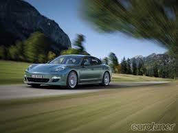 Porsche Panamera Top Speed - porsche panamera diesel luxury four door eurotuner magazine